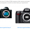 Sony a7 Vs Nikon D7000 – Which should you choose?